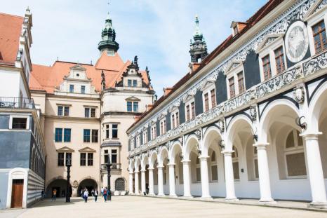 Unternehmungen Dresden - ein Spaziergang durch die Dresdner Altstadt