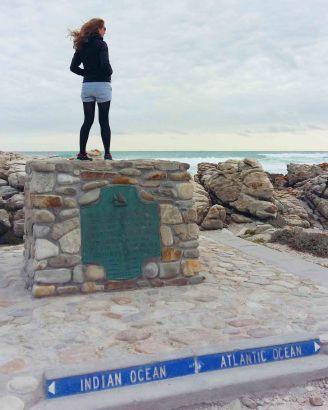Südlichster Punkt in Afrika Kapstadt und Umgebung