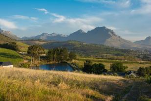 Landschaft Stellenbosch Tipps Kapstadt und Umgebung
