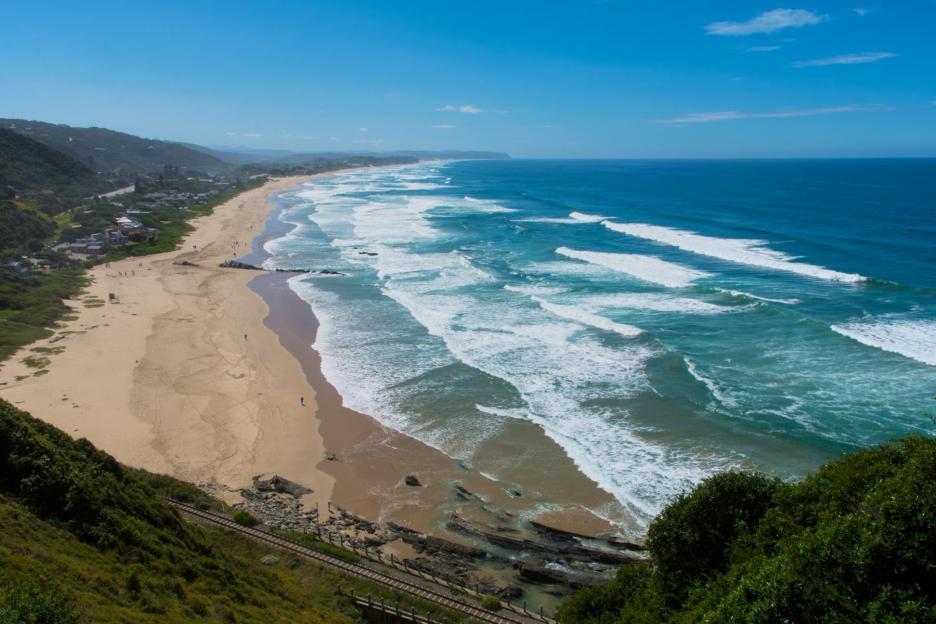 Garden Route Südafrika Sehenswürdigkeiten Tipps Highlights Wilderness Dolphin Point Aussicht