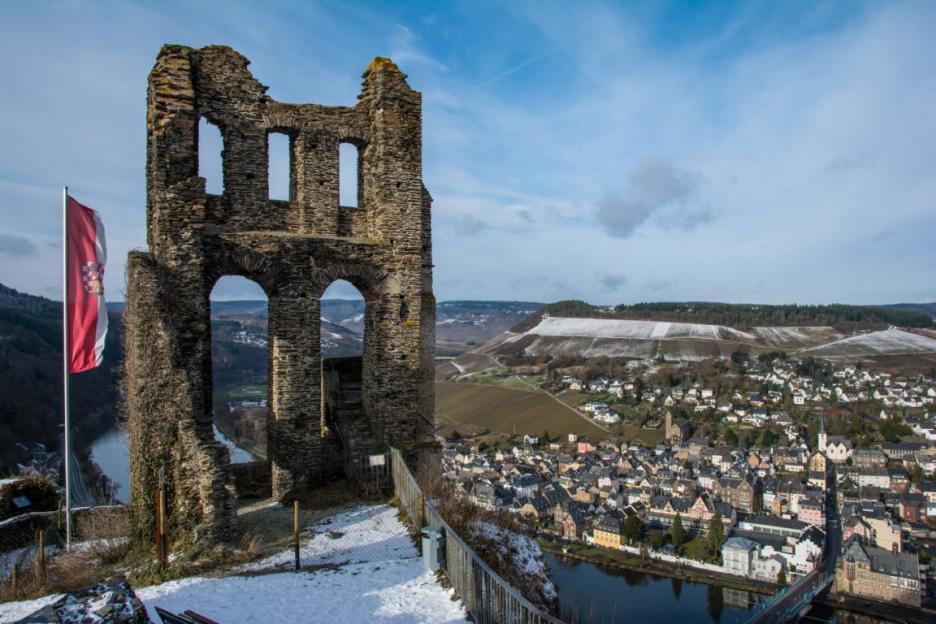 Reise Moseltal Traben Trarbach Grevenburg