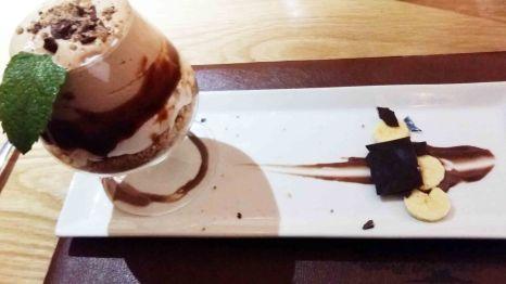Restaurant Addo Dessert Banoffee Pie