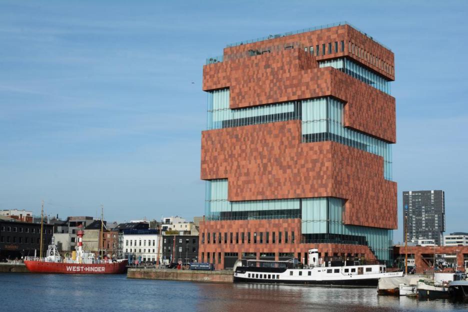 Sehenswürdigkeiten Antwerpen MAS
