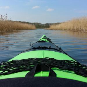 Unternehmungen Mecklenburgische Seenplatte Kanu fahren