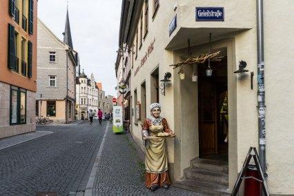Restaurant Scharfe Ecke Weimar