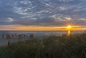 Sonnenaufgang Timmendorfer Strand