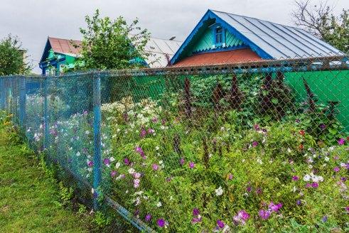 Dorfleben in Tatarstan