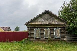 Tatarische Häuser