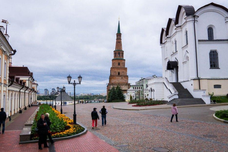 Sujumbike Turm Kasaner Kreml