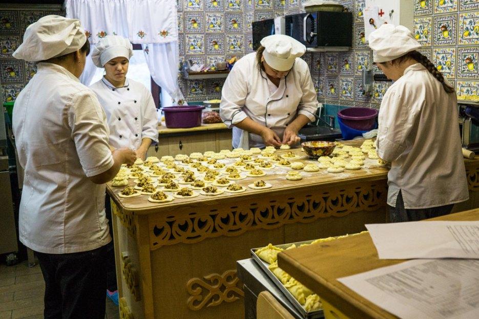 Tatarische Küche