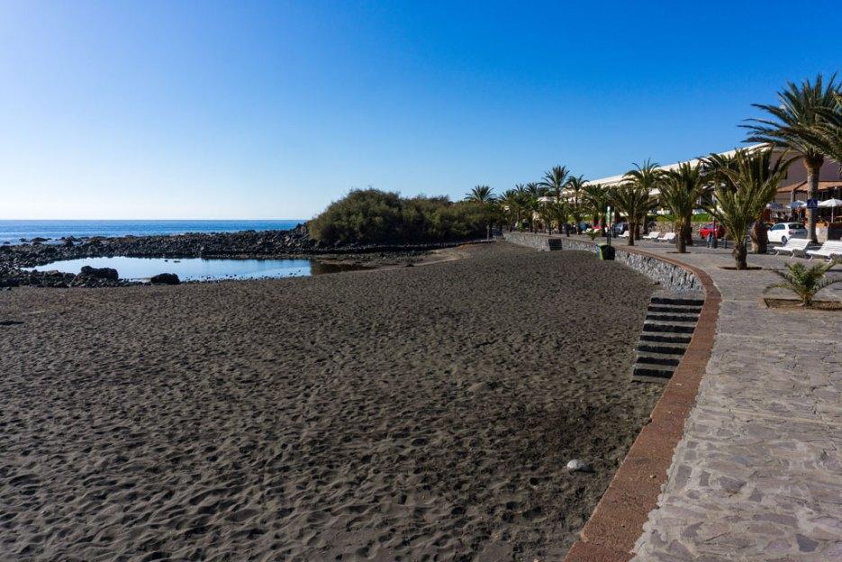 baby beach Valle gran Rey