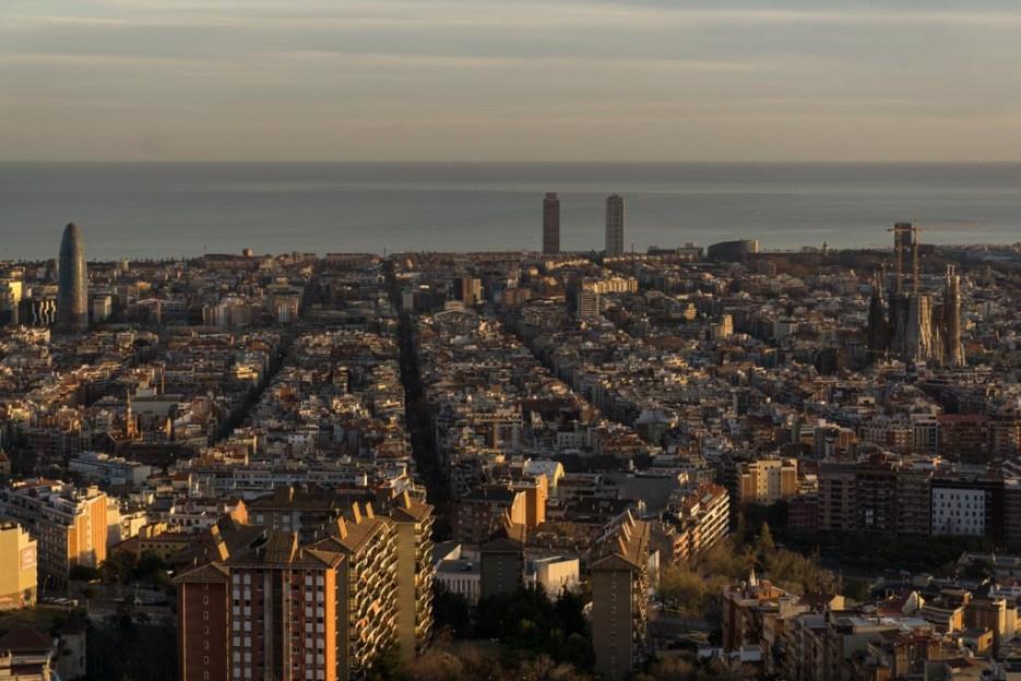 5 Tage Barcelona Bunkers del Carmel
