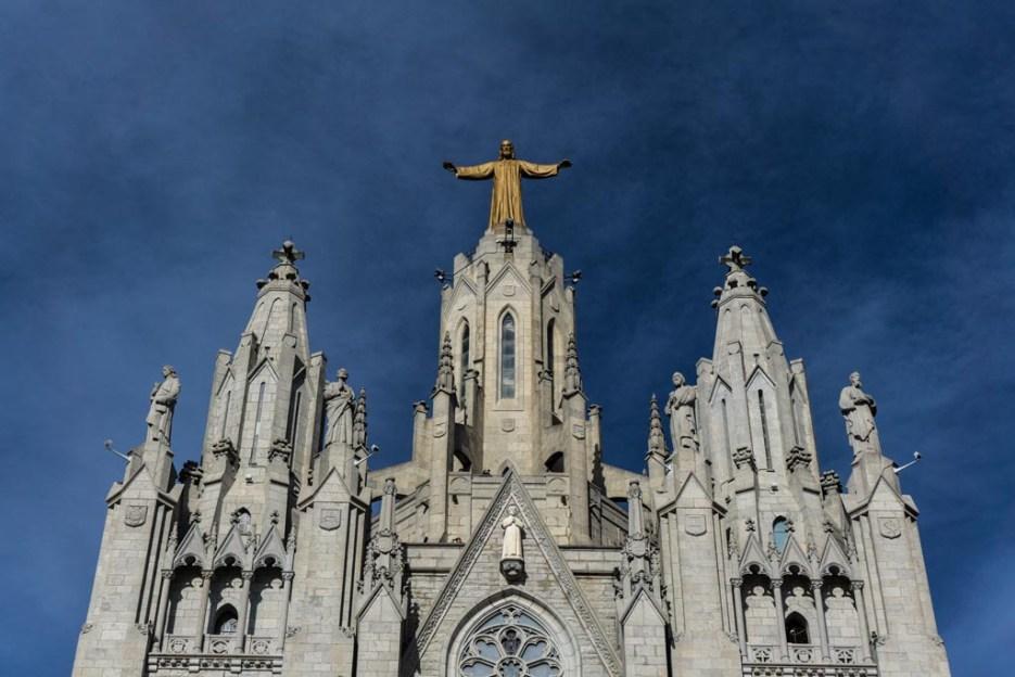 5 Tage Barcelona Sagrat Cor