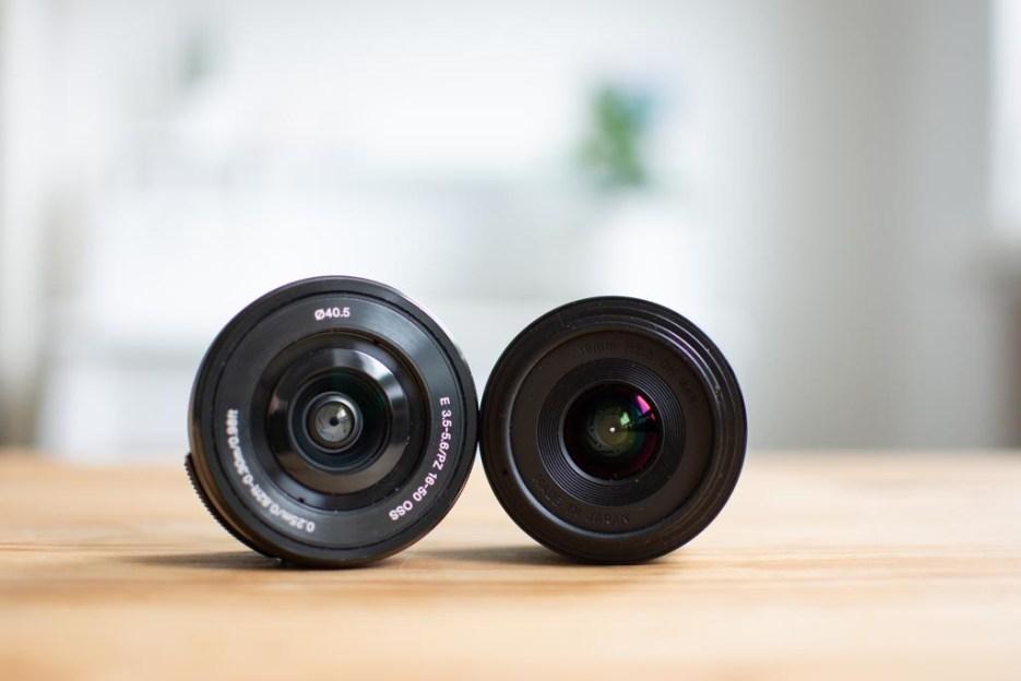 kameraequipment objektive sony alpha 6000