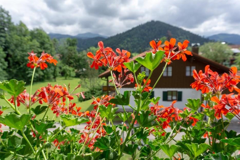 haubers alpenresort aussicht landhaus