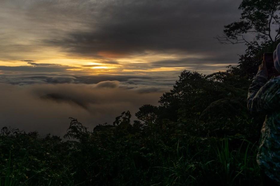 cameron highlands malaysia sonnenaufgang brichang