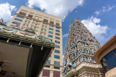 Sri Mahamariamman Tempel kuala lumpur