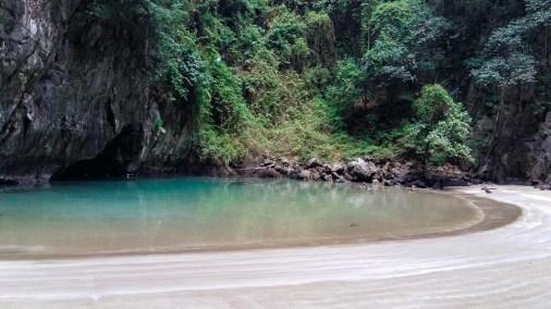 koh mook emerald cave