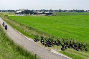 beemster niederlande chopper tour