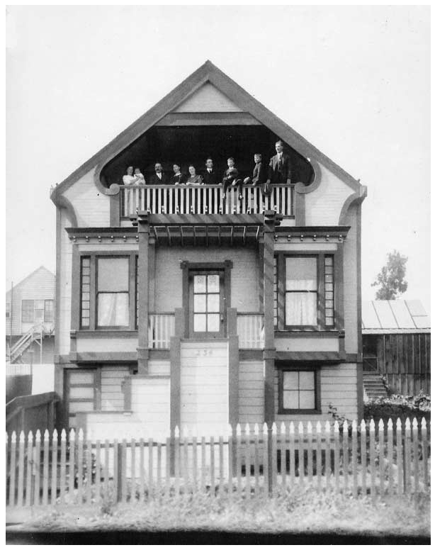 234 Joost Ave, about 1915. From outsidelands.org