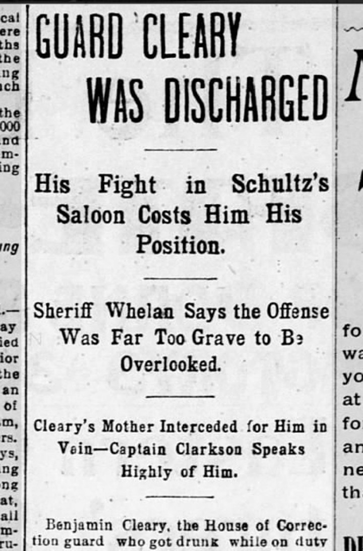 Headline from SF Call, 2 May 1897.