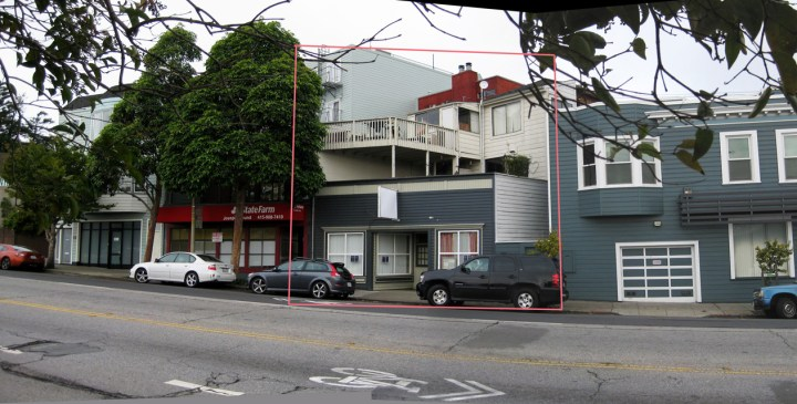 22 Circular Avenue today (now 22 Monterey Blvd). Photo: Amy O'Hair.