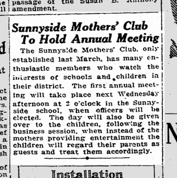 SF Chronicle, 3 June 1916. From newsbank.com.