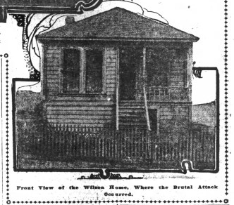 The house at 418 Gennessee (now 440 Gennessee), SF Chronicle, 11 Feb 1906, p21.