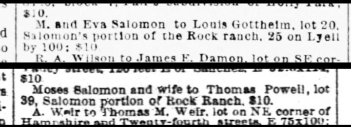 1890s-Call-Chron-RE-ads-SalomonRock-Ranch