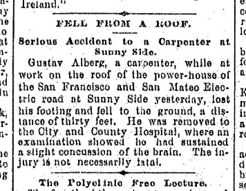 SF Chronicle, 16 Dec 1891.
