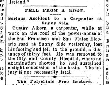 SF Chronicle, 16 Dec 1891.