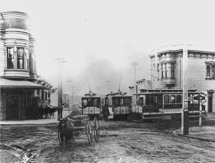 1892-SFSMRR-SanJose-30th-streetcars-alt-