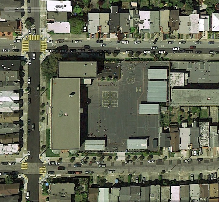 2013Apr-SunnysideSchool-satellite