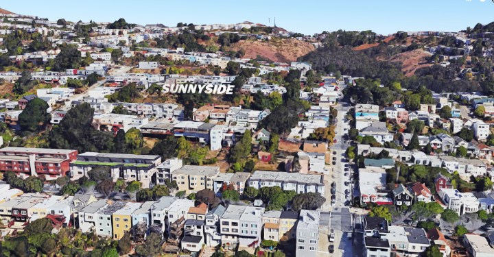2018-SATELLITE- sunnyside-sign