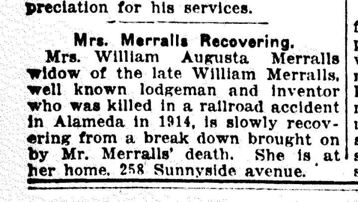 1916Jun11-Examiner-Temperance-Merralls-recovering