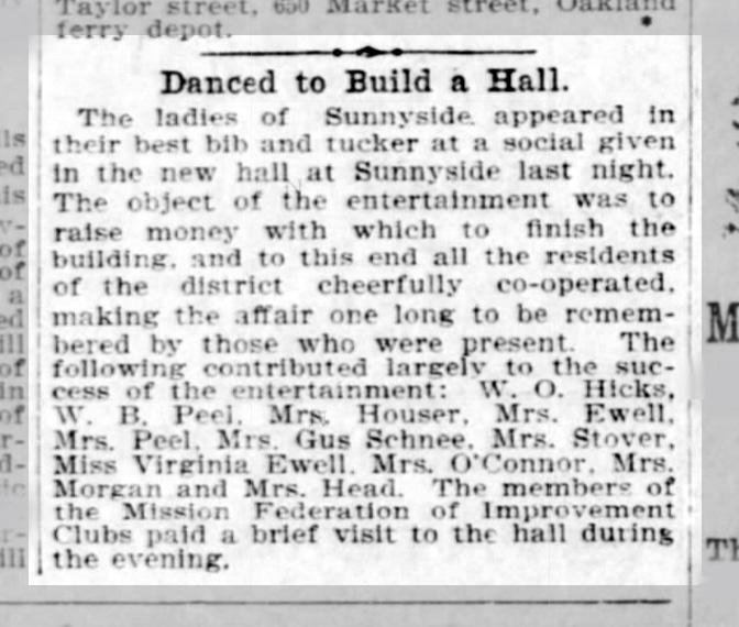 SF Call, 20 May 1900.