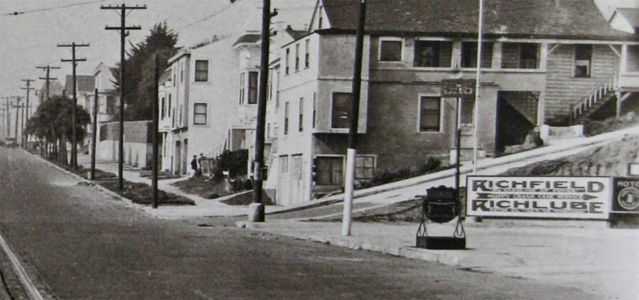 1925. Monterey and Baden. Western Neighborhoods Project.