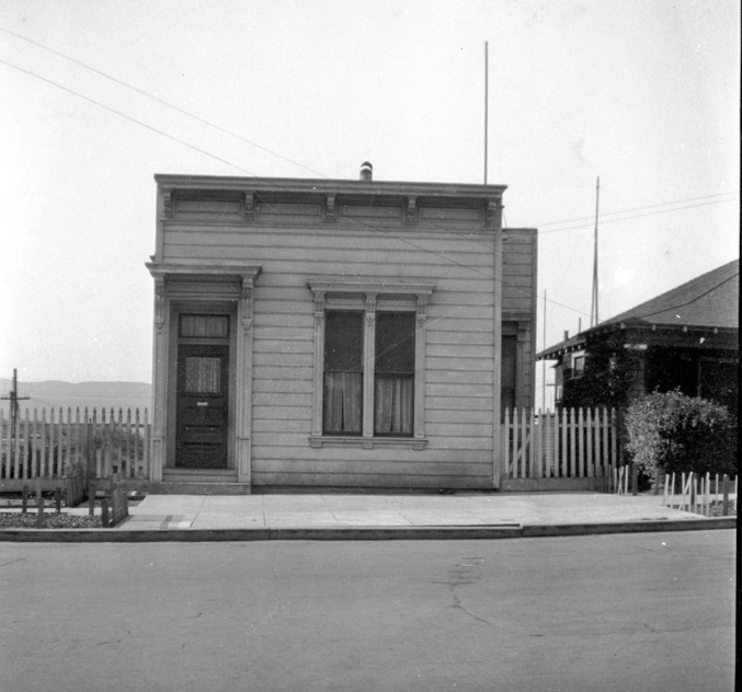 1930c. 755 Monterey Blvd. Photo: OpenSFHistory.org. Cropped.