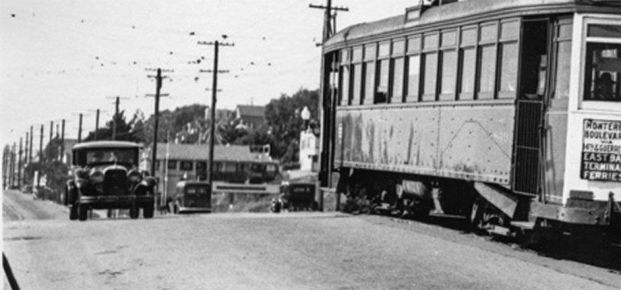 1940. Monterey and Acadia. OpenSFHistory.org