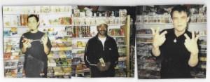 2000s. Customers at Monterey Deli. Photos courtesy Almir Zalihic.