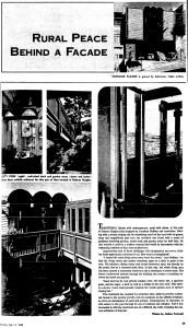 SF Chronicle. 11 Jul 1965. Feature: 375-377 Diamond Street.