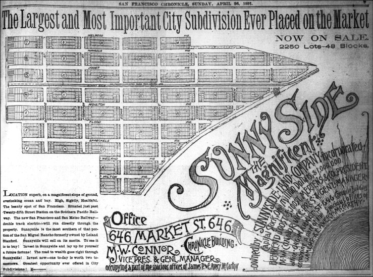 SF Chronicle, 26 Apr 1891.