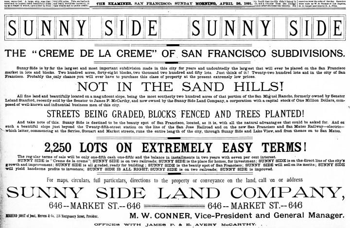 1891Apr26-Examiner-Sunnyside-m-half-page-AD