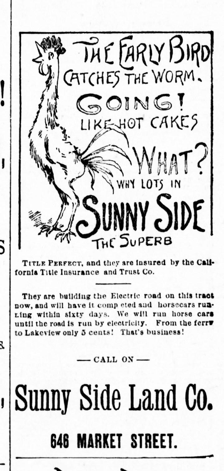 SF Examiner, 16 Jul 1891.