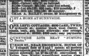 SF Chronicle, 21 May 1892.