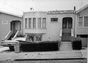 1969c. 659 Mangels Ave. San Francisco Office of Assessor-Recorder Photographs Collection, San Francisco History Center, San Francisco Public Library