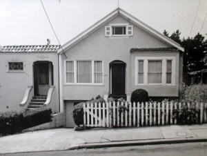 1969c. 663 Mangels Ave. San Francisco Office of Assessor-Recorder Photographs Collection, San Francisco History Center, San Francisco Public Library