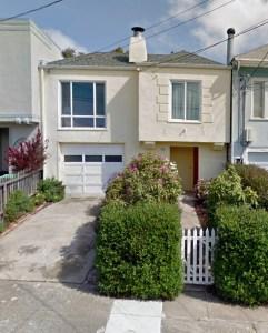 658 Mangels Ave. Google Streetview 2011