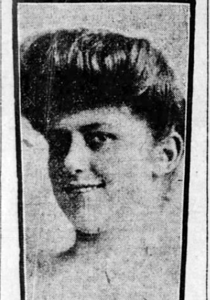 Edna Mohr Russ. SF Call, 6 Nov 1905.