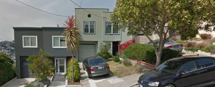 4042-4044 21st Street. Plov built, 1940.